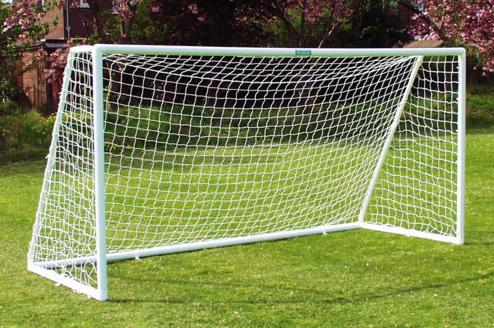 Mini Soccer Goal ITSA GOAL uPVC  (Pair of Goals) - 12 x 6